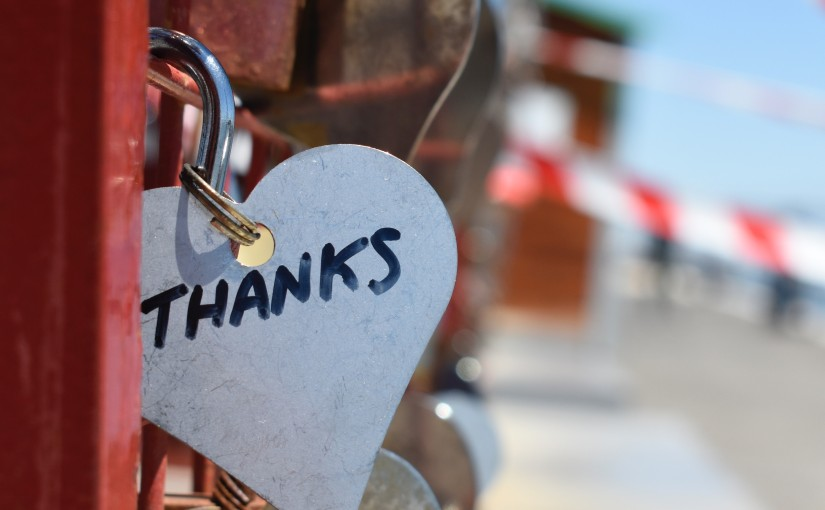 La gratitude : comment dire «merci» peut transformer savie
