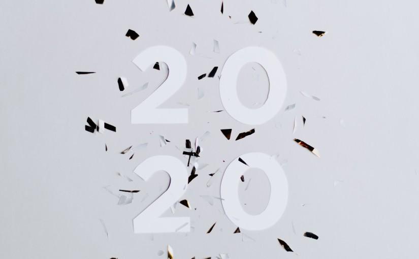 Objectifs 2020 !