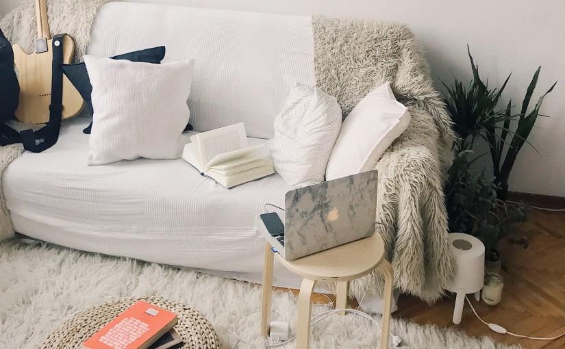 Trouver du confort dans l'inconfort